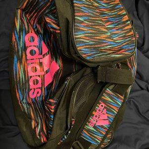 Adidas Defender duffle Bag
